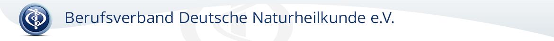 Berufsverband Deutsche Naturheilkunde e.V.